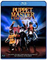Puppet Master The Legacy Blu-ray [DVD][Region 2]