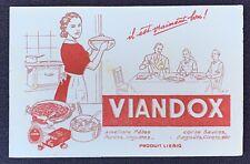 Buvard Liebig Viandox Bouillon / Blotter