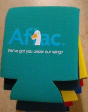 AFLAC Duck Koozie Foam Can Drink Holder  Coozie Beer Soda Asst Colors  Choose 1