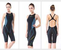 Yingfa 953-2 kneeskin Swimsuit one piece swimsuit for racing & training swimsuit