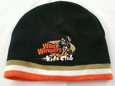 Anaheim Mighty Ducks Wild Wingers Kids Club Beanie OSFM OSFA, TEAL