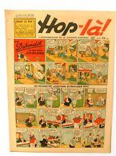 HOP-LA ! n° 124  du 21 Avril 1940. N° complet en très bel état