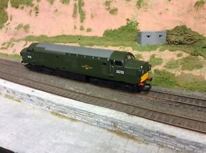 Lima Class 37 BR Green Small Yellow End Livery. Runs Very Well.