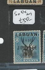 LABUAN  (P0108B)  2C DEER  JUBILEE SG 84    MOG