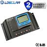 40 Amp Caravan Solar Regulator Battery Charge Controller LCD 12v/24v Auto ! USB