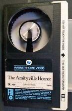 The Amityville Horror (1979) (BETAMAX) Warner #26010 (NOT VHS) Ex-Rental