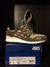 Patta Exclusive Asics Gel-Lyte III - Size 11 - RARE SIZE!!!!!