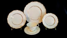(4) 5pc. PLACE SETTINGS RICHELIEU PATTERN ROYAL DOULTON 20pc. (12 AVAILABLE)