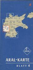 ANTICO ARAL CARTINA GEOGRAFICA - Mappa 4 (aral186)