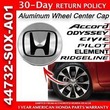 Genuine OEM Honda Aluminum Wheel Center Cap 44732-S0X-A01