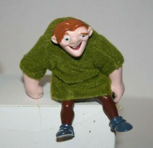 QUASIMODO Figurine from Hunchback of Notre Dame BK Kids Meal Toys Unopened