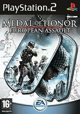 Medal of Honor: European Assault (PS2) VideoGames