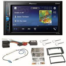 Pioneer MVH-A200VBT Bluetooth USB MP3 Einbauset für T5 2003-2015 Multivan
