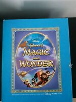 Disney Tales Of Magic and Wonder Book Set Character from Pixar Films
