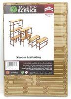 TTCombat TTSCW-SOV-092 Wooden Scaffolding (Streets of Venice) Terrain Scenery