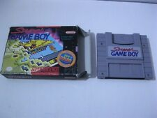 Super Game Boy SNES Accessory Nintendo