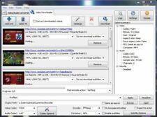 TEncoder (Audio/Video Converter, Video Downloader, Editor, DVD Ripper) USB Drive