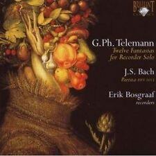 Brilliant Classics Partita Music CDs