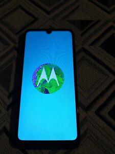 Motorola MOTO E6S - 4GB - Black (Unlocked) Smartphone 64 GB Storage