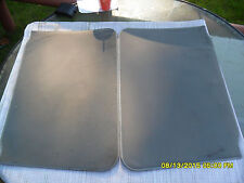 GM 1993-2002  CAMARO T-TOP SUNSHADE INSERTS (GRAY COLOR)