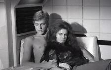 JANE BADLER PETER NELSON V THE VISITORS RARE ORIGINAL 1983 NBC TV PHOTO NEGATIVE