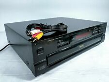 PANASONIC  5 Disc CD Changer Player SL-PD365 with Cables  -Tested