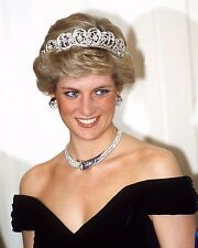 Lady Diana Spencer , Princess of Wales & Queen of our Hearts 8x10 PHOTO - H777