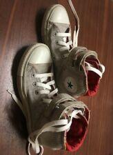 Convers Girl Boy Shoes Classic Colour Kids Children Hi Low Tops Canvas Trainers