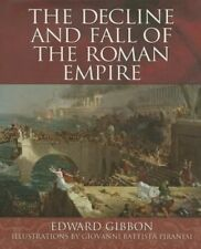 The Decline and Fall of the Roman Empire,Edward Gibbon,Very Good Book mon0000128