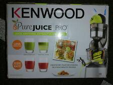 Extracteur de jus Pure Juice Pro - KENWOOD JMP800SI - Argent - NEUF