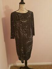 Taylor A Pea In The Pod Maternity Sheath Dress 3/4 Sleeve EUC