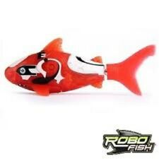 ZURU ROBO FISH - 12960 WATER ACTIVATED ROBOTIC SHARK FISH PET TANK AQUARIUM SWIM