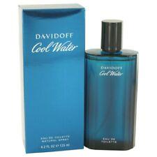 COOL WATER - DAVIDOFF - EDT VAPORISTAEUR de 125ml NEUF / BLISTER