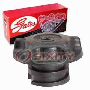 Gates Oil Filler Cap for 2007-2013 Chevrolet Avalanche 5.3L 6.0L V8 Engine wt