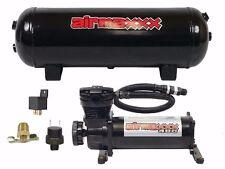 Air Compressor 480 Airmaxxx Black 3 Gallon Air Tank Drain 150 on 180 off Switch