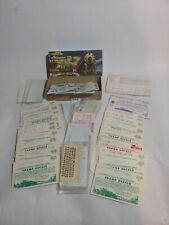 Champ Decals Ho Scale (Lot Of 19 + Misc+Athearn Box) A5
