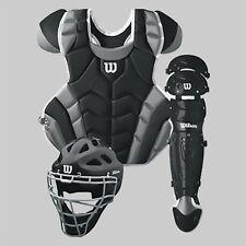 Wilson C1K Intermediate Catcher's Gear Kit - Various Colors (NEW) Lists @ $250