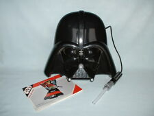 STAR WARS DARTH VADER Learning Laptop Electronic Game Toy & LIGHTSABER Control