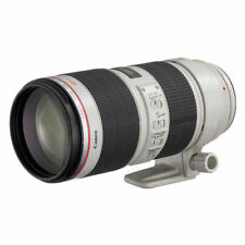 Canon EF 70-200mm Zoom Camera Lenses