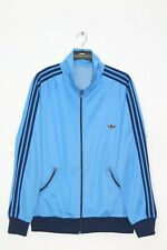 RARE ADIDAS 70'S VINTAGE FIRST EUROPA TRACKSUIT TOP,JACKET,RETRO,SIZE:LARGE
