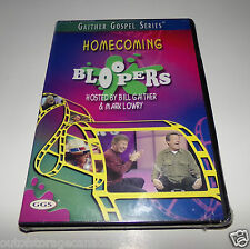 Gaither Gospel Series - Homecoming Bloopers (DVD, 2002) - NEW Sealed RARE