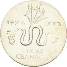 Künker: DDR, 20 Mark 1972 (A), 500. Geburtstag Lucas Cranach, Erhaltung!