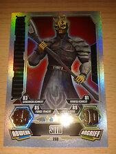 Force Attax Star Wars Serie 3 Force Meister Nr.233 Savage Opress Sammelkarte