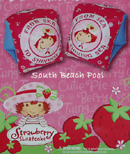 Strawberry Shortcake Inflatable Arm Floaties