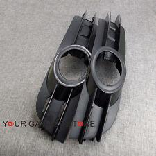 Paar Stoßstange Nebelscheinwerfer Gitter Grill vorne unten Für Audi 04-08 A6 C6