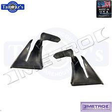 71-73 GM B Body U Shape Quarter Glass Door Jamb Pillar Rubber Weatherstrip Seal
