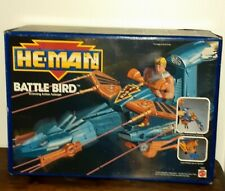 Vintage NEW Mattel He-man Battle Bird Vehicle Playset in SEALED original box