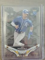 2019 Topps High Tek Black  Whit Merrifield 42/50 KC Royals #50