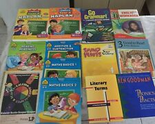 BULK EDUCATIONAL TEACHING/INSTRUCTION MANUALS AND EDUCATIONAL ACTIVITY BOOKS VGC