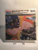 THE MOODY BLUES Days Of The Future Passed LP SMLA707 Australian Pressing Album